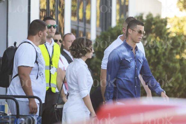 EXCLUSIVA | Primeras imágenes de Cristiano Ronaldo con toda su familia (Georgina incluida)