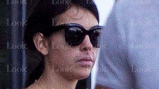 PINCHA EN LA IMAGEN PARA VER LA GALERÍA   Un herpes labial amarga el inicio de las vacaciones a la novia de Cristiano Ronaldo / LOOK