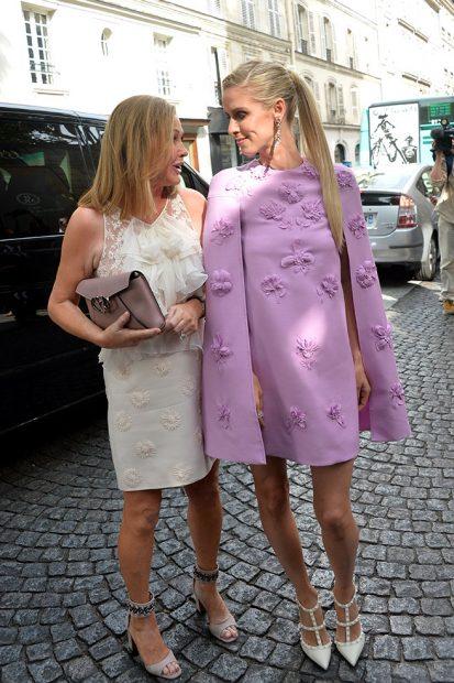 Nicky Hiltony su madre