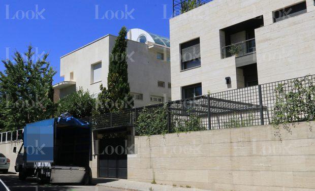 Fachada de la nueva mansión de Xabi Alonso y Nagora Aramburu