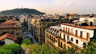 Imagen de la ciudad de San Sebastián. / Gtres