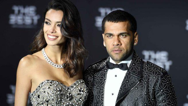 Así ha sido la boda secreta de Dani Alves y Joana Sanz