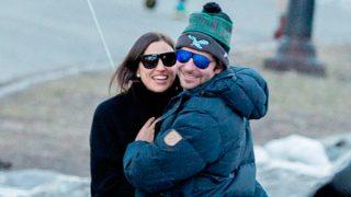 Irina Shayk y Bradley Cooper en una imagen de archivo / Gtres