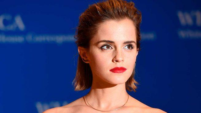 Emma Watson Tendencias Peinado Wet