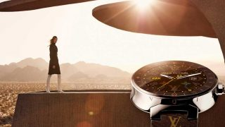 Louis Vuitton se desmarca con su primer smartwatch / Vuitton