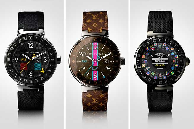 Vuitton tambour horizon