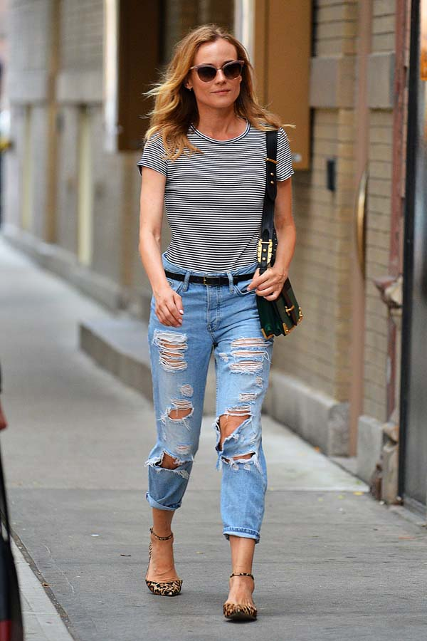 Diane Kruger Estilo Looks Moda