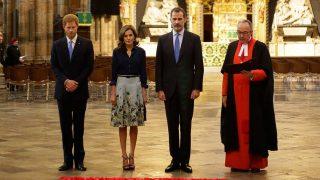 Visita a la Abadía de Westminster / Gtres