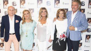Teresa Campos, Edmundo Arrocet, Terelu, Carmen Borrego y su marido José Carlos Bernal /Gtres
