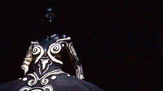 Exposición de Versace en el Victoria and Albert Museum de Londres. / Gtres