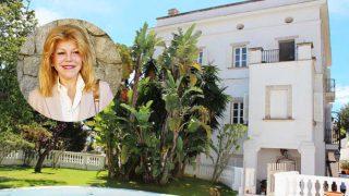 Carmen Thyssen vende su casa de Mallorca