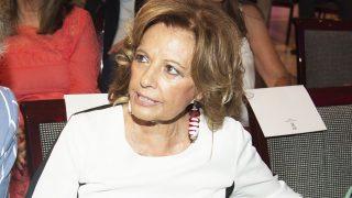 María Teresa Campos en imagen de archivo /Gtres