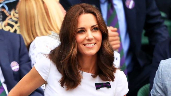 Kate Middleton wimbledon 2017