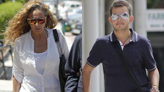 Rocío Carrasco se ha reencontrado con su hijo David en el juicio / Gtres
