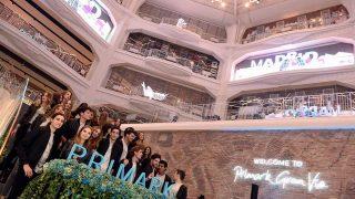 Inauguración de la tienda Primark en Madrid. / Gtres