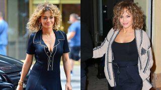 Las celebs Rita Ora y Jennifer Lopez. / Gtres