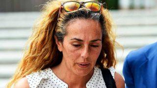 GALERÍA: Rocío Carrasco, visiblemente afectada tras el examen psicológico / Gtres