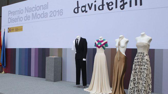 David Delfín Premio Nacional de Diseño De Moda 2016 Museo del Traje