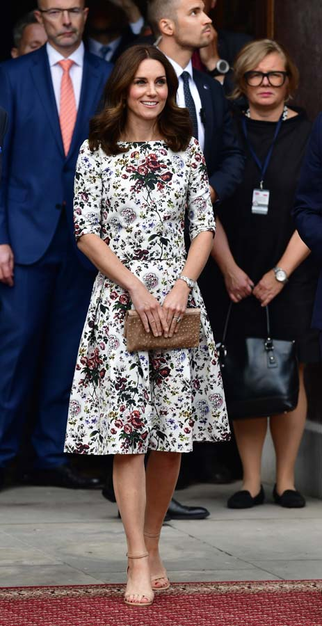 Kate Middleton Falda Erdem