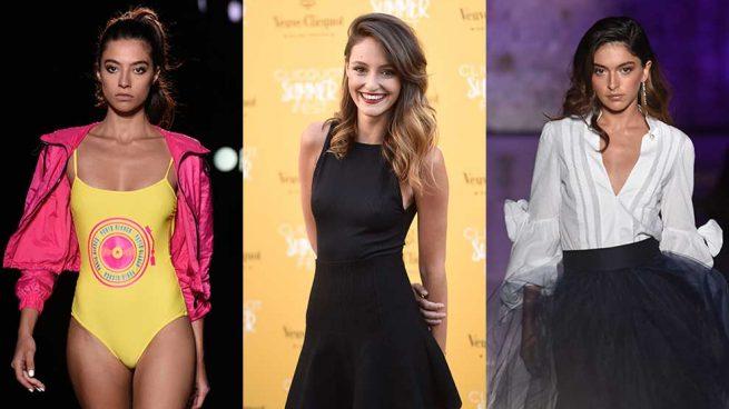 Hijas de famosos modelos Rocío Crusset, Andrea Molina y Lucía Rivera / Gtres