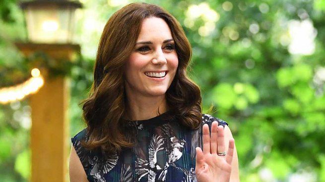 Kate Middleton vuelve a apostar por un diseñador local (y triunfa)