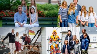 PINCHA EN LA IMAGEN PARA ACCEDER A LA GALERÍA / Las vacaciones de los royals europeos / Gtres
