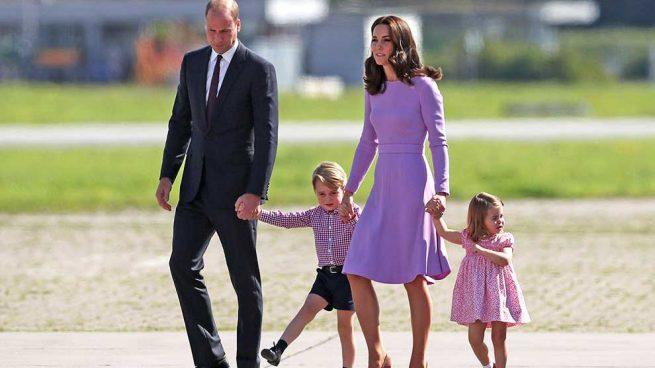 Los duques de Cambridge y su familia / Gtres