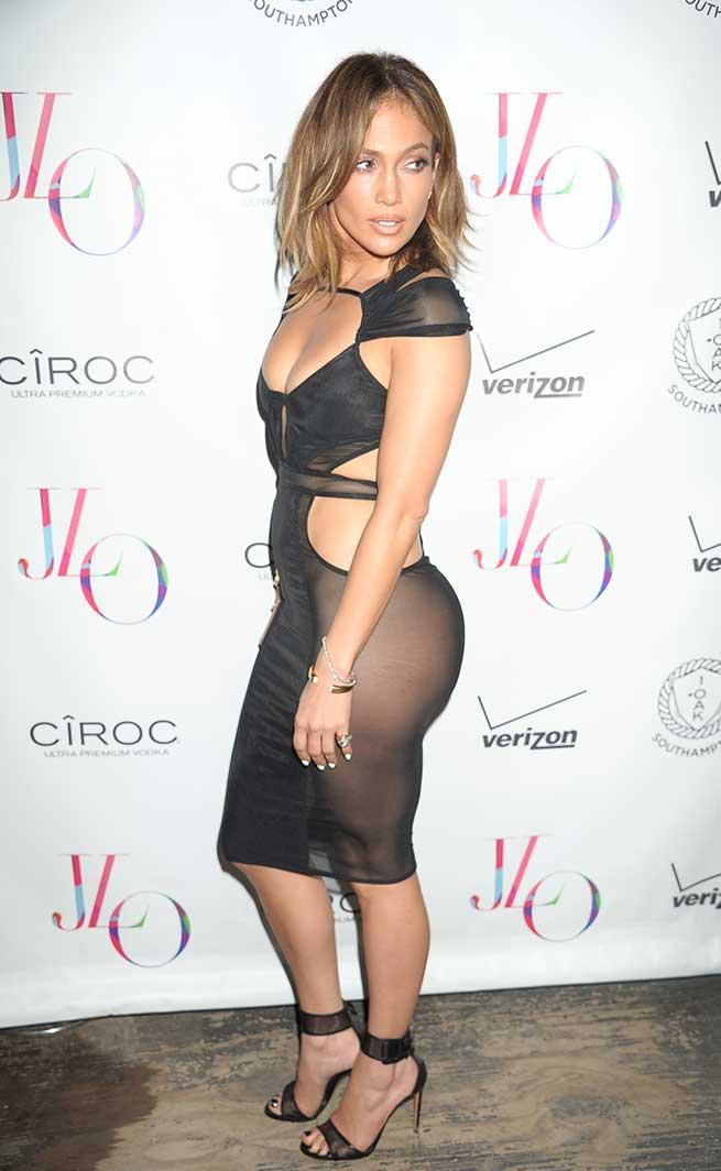 Jennifer Lopez en 2015 / Gtres