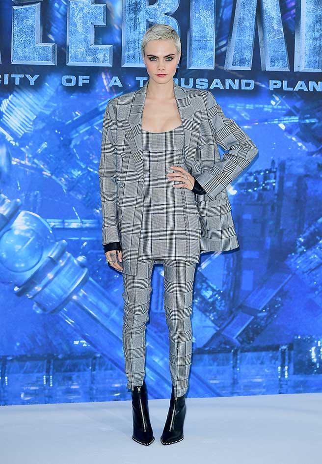 Cara, vestida de Alexander Wang / Gtres