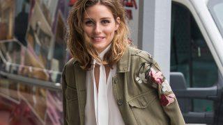 Olivia Palermo paseando por Brooklyn, Nueva York /Gtres