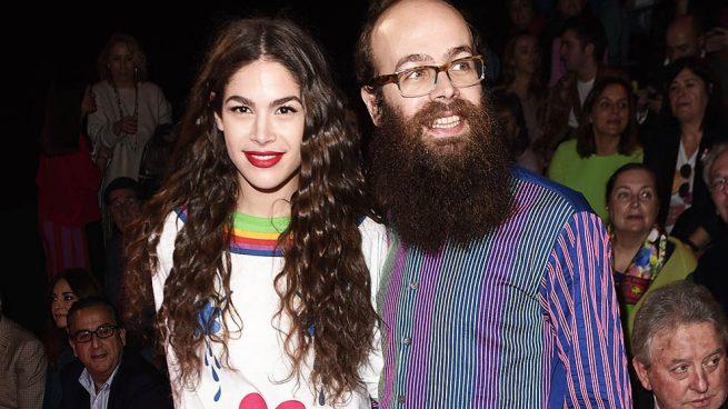 Cósima y Tristán Ramírez, hijos Ágatha Ruiz de la Prada