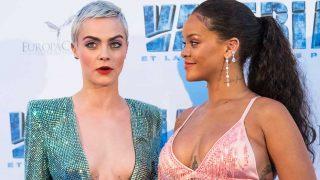 Cara Delevingne y Rihanna / Gtres