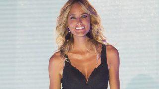 Alba Carrillo en el plató de 'Supervivientes' / Gtres