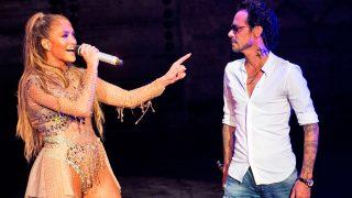 Marc Anthony y Jennifer López / Gtres