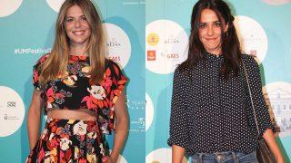 Manuela Velasco y Macarena García / Gtres