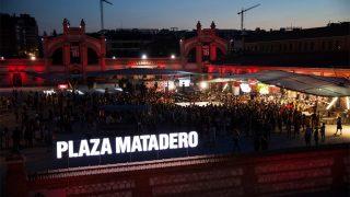 Plaza en Verano de Matadero en Madrid / Facebook