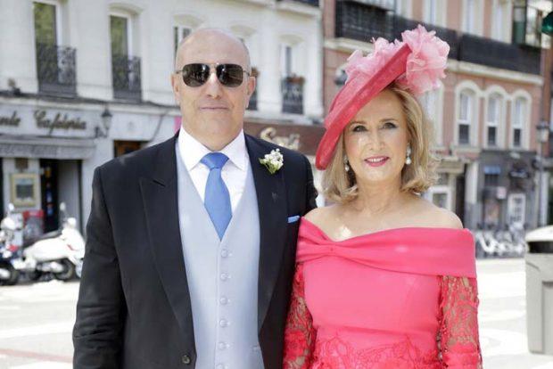 Así ha sido la boda de la hija de Nieves Herrero
