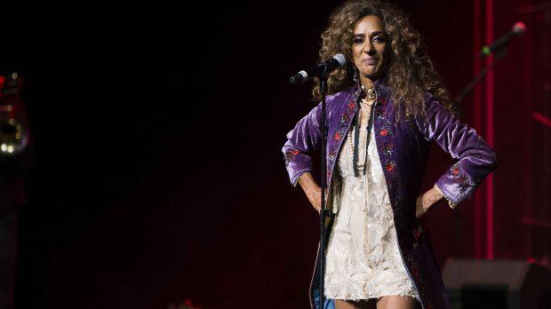 EN IMÁGENES | Eugenia Martínez de Irujo, Elena Furiase y Paz Padilla… en el concierto más especial de Rosario