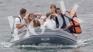 Borja Thyssen y Blanca Cuesta en sus vacaciones ibicencas / LOOK