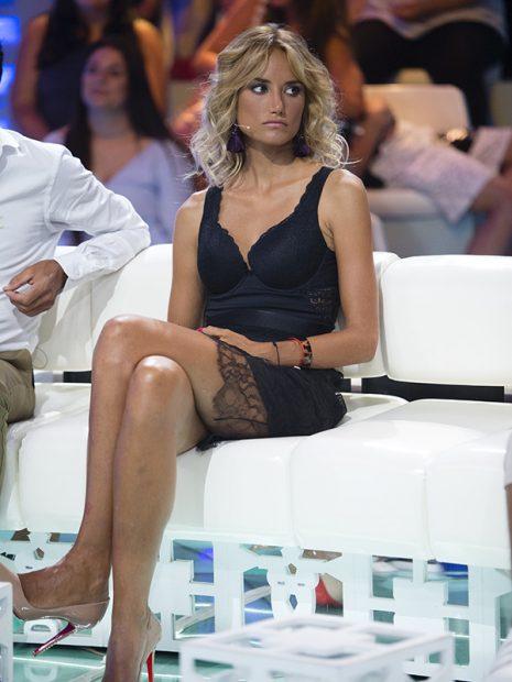 La modelo Alba Carrillo