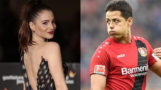 Chicharito y Andrea Duro, ¿enamorados?