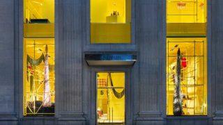 La flagship de Calvin Klein en New York / Twitter @Calvinklein