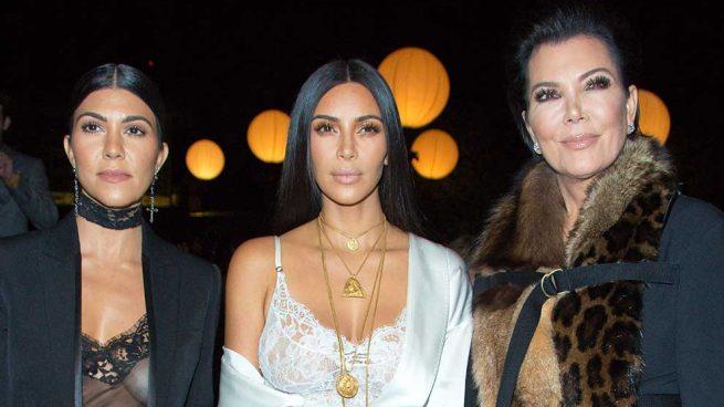 Kris Jenner Kim Kardashian