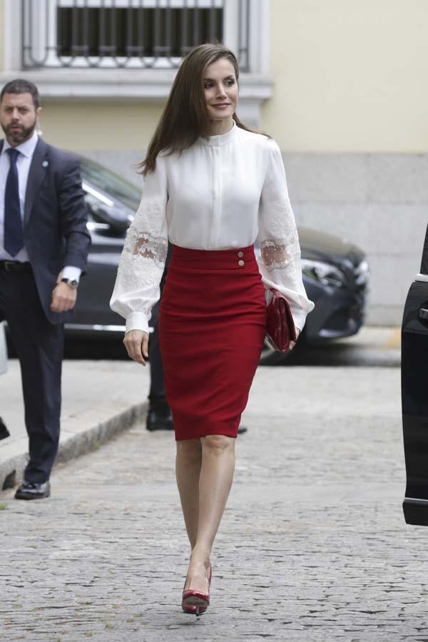Reina Letizia Prendas Básicas Imprescindibles