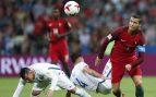 Cristiano jugando en la última Copa Confederaciones / Gtres