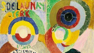 La exposición de Delaunay se purde visitar en el Museo Thyssen / Museo Thyssen-Bornemisza