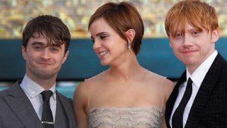 Los protagonistas de Harry Potter / Gtres