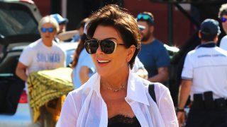 Kris Jenner en una imagen de archivo / Gtres