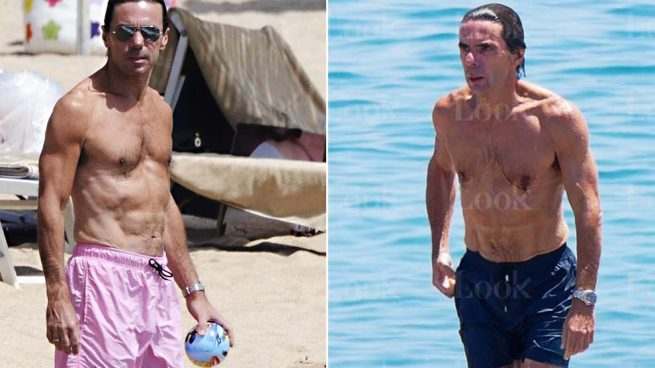El antes y el después de José María Aznar