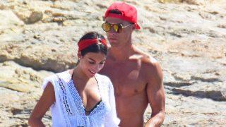 Cristiano Ronaldo y Georgina están esperando a su primer hijo en común / Gtres